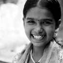 Smiling Girl @ India