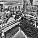 Marunouchi Line And Sobu Line