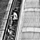 Platform Of The Ochanomizu Station @ Tokyo