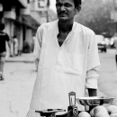 Man Selling Mango
