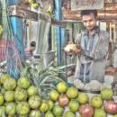 Juice Stall @ India