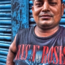 T-shirt Of Guns N' Roses @ India