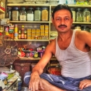 Man In The Spice Shop @ India