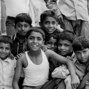 Curious Boys Gathered @ India