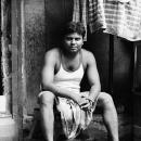 Sitting Man @ India
