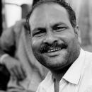 Bearded Man Smiled @ India