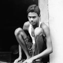 Young Man And File @ India