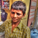 Boy In The Storefront @ India