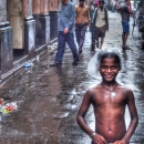 Boy In The Rain @ India