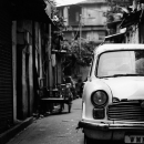Car In The Alley @ India