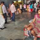Girl In The Sealdah Station