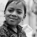 Boy With A Great Smile @ India