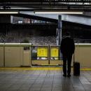 目黒駅のサラリーマン