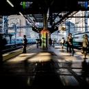 Platform And Passengers