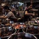 Delicatessen In Local Market