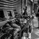 Roadside Fruit Store