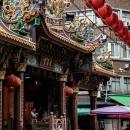 Worshipper In Wenchanggong