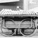 Man Behind The Wagon @ India