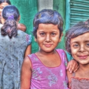 Two Happy Girls @ India