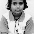 Portrait Of A Girl @ India