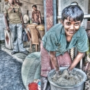 Kneading Boy @ India