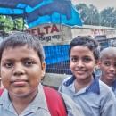 School Boys @ India