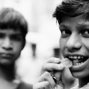 Gnawing Boy @ India