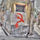 Hammer And Sickle @ India