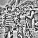 Cheerful Boys @ Malaysia