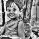Smile Of A Moon-faced Girl @ Myanmar
