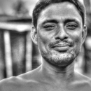 Portrait Of A Man @ Bangladesh