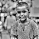 Boy With Big Eyes @ Bangladesh