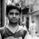 Boy In The Street @ India