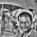 Smile Under The Umbrella @ Bangladesh