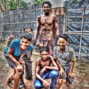 Boys After The Rain @ India