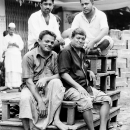 Men On Pallets @ India