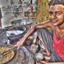 Food Stall @ India
