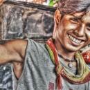 Smiling Man @ India