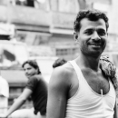Man Working In The Market @ India