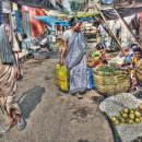 Market In The Street @ India