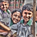 Boys With Green Collars @ India