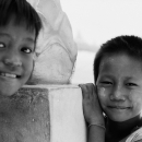 Two Boys @ Myanmar