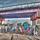 Railroad Crossing @ India