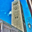 Koutoubia Mosque @ Morocco
