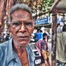 Man Wearing Glasses @ India