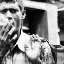 Smoking Man @ India