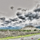 Teotihuacan @ Mexico