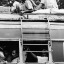 Passengers On The Bus @ India