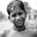 Boy @ India
