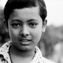 Boy With Polka Dot @ India